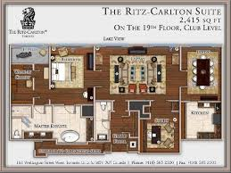 Lounge Floor Plan The Ritz Carlton Toronto