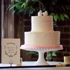 wedding cake no icing by the way bakery wedding cake new york ny weddingwire