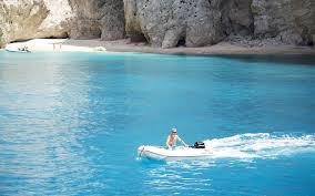 What Is Blue Flag Beach Alvea Yachts Best Greece