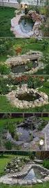 Backyard Ponds And Fountains Diy Backyard Pond And Landscape Water Feature Save A Lot Of Money