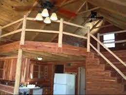 Simple Cabin Plans With Loft Rustic Cedar Cabin Loft Cabins Flv Youtube