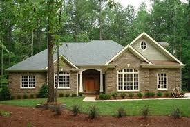 classic brick ranch home plan 2067ga architectural designs
