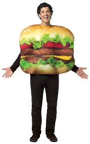 spirit halloween burlington cheeseburger costume perfect couple and costumes