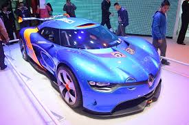 renault alpine beautiful renault alpine a110 50 concept