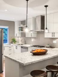 houzz kitchen tile backsplash taupe subway tile kitchen ideas photos houzz