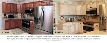exciting kitchen cabinet paint finishes and countertops decoration