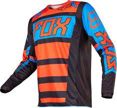 road bike jackets 2017 fox racing 180 falcon jersey mx motocross off road atv dirt