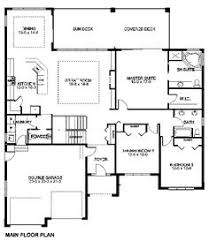 One Story House Plans With Basement Cozy Design One Level House Plans With No Basement Best 25 Open