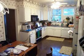 Kosher Kitchen Floor Plan Before And After Remodeling Photos Kitchen Makeovers Morris Black