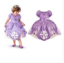 aliexpress buy princess sofia dress costume dress sofia