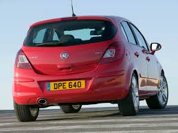 opel corsa 2007 vauxhall corsa 5 door 2007 picture 2 of 3