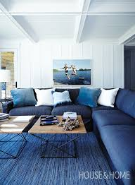 Blue Sofa Living Room Design by Best 25 Blue Living Rooms Ideas On Pinterest Dark Blue Walls