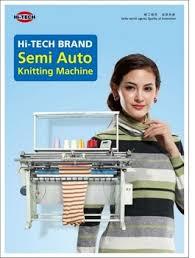 sweater machine semi auto flat knitting machine buy semi auto sweater machine
