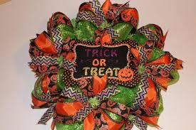 halloween wreath diy halloween mesh wreath