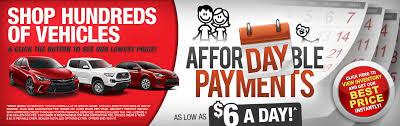 best dfw car deals black friday 2016 toyota dealer in arlington tx serving dallas u0026 fort worth