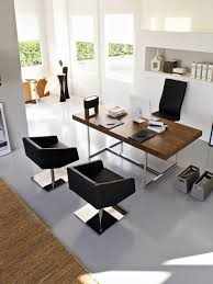 Designer Home Office Furniture Chic Home Office Furniture Designs At Home Design Concept Ideas