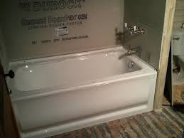 How To Replace A Bathtub Miscellaneous How To Install A Tub Interior Decoration And