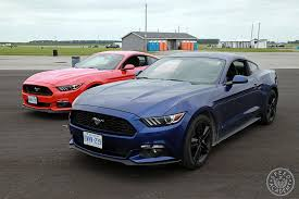 02 Black Mustang Gt Ford Mustang Shootout Ecoboost Vs Gt Is It Time For A Domestic