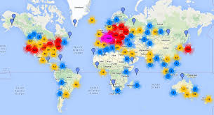 mapping how tor s anonymity network spread around the world wired