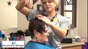 boy hair cut for grandma short easy trendy haircut for ladies hairstyles peinado