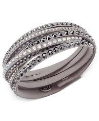 crystal wrap bracelet images Swarovski slake deluxe crystal stud wrap bracelet fashion tif