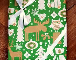 hedgehog wrapping paper llama christmas wrapping paper gift wrap 10 ft x 2