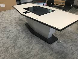 Touch Screen Conference Table Touch Screen Tables Digital Touch Systems