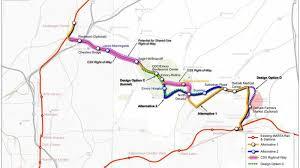 Csx Railroad Map Light Rail Dreams Still Alive For U0027clifton Corridor U0027 Curbed Atlanta