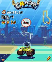 crash nitro kart apk crash bandicoot nitro kart 2 java for mobile crash