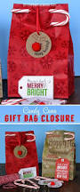 wrap it up easy candy cane gift bag closure candy canes wraps