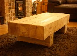 rustic oak coffee table rustic oak beam coffee table