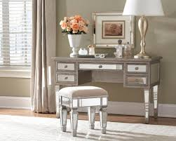 Mirrored Bedroom Bench Bedroom Outstanding 18 Photos Of The White Vanity Table With