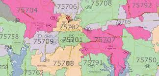 zip code map zip codes and zip code map