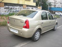 car renault price buy 2009 cng used mahindra renault logan glx 1 6 car cnd36331 in