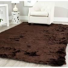 Bedroom Rug Size Safavieh Paris Shag Sable 3 Ft X 5 Ft Area Rug Sg511 9292 3