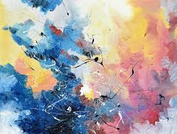 Favorite Colors This Artist With Synesthesia Sees Colors In Music And Paints Your