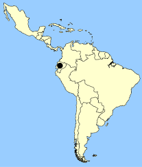 Blank South America Map Massimo Chiaradia