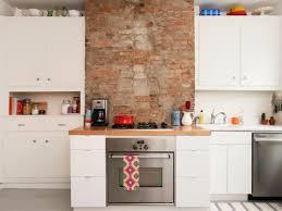 Brick Tile Kitchen Backsplash Kitchen Attractive Kitchen Island Design Ideas Features With