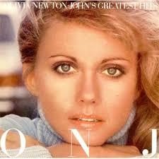 newton greatest hits japanese vinyl lp album lp