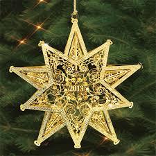 the 2013 danbury mint annual gold ornament the danbury