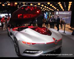 renault dezir concept interior trezor pure electric concept 2016