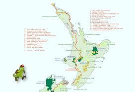 New Zealand Map New Zealand