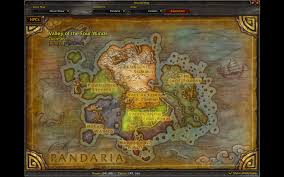 Wow Kalimdor Map Zonelevelinfo Map U0026 Minimap World Of Warcraft Addons Curse