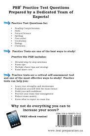 practice the psb hoae health occupations aptitude exam practice