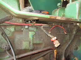 john deere 3020 diesel 24v electrical system