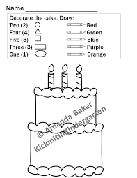 free worksheets color by shape worksheet free math worksheets