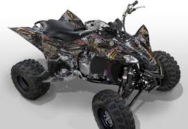 Wildfire Camo Wrap by Yamaha Yfz450r Se Graphics Over 80 Designs To Choose From