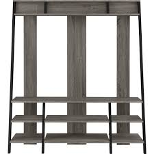 Home Entertainment Furniture Ameriwood Home Dunnington Ladder Style Home Entertainment Center