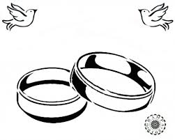 diamond ring coloring page rings gallery diamantbilds