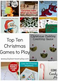 games to play on christmas decorating of party